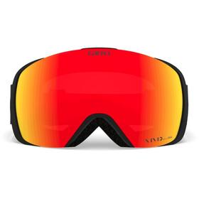 Giro Contact Gafas, black/vivid ember/vivid infrared